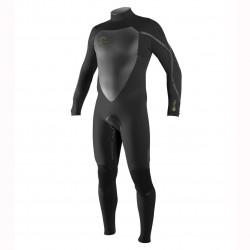 Image from O'Neill Heat 3Q-Zip 3/2 FSW Men's Full Wetsuit