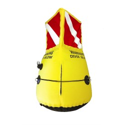 Image from Brownies 3D Buoy Dive Flag