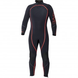 Image from Bare 3mm Reactive Men's Full Wetsuit front