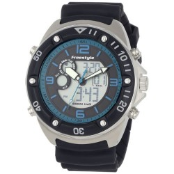Image from Freestyle Precision 2.0 Dive Watch Black/Blue