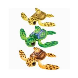 Image from Plush 11.5 Inch Big Eyed Sea Turtle