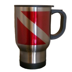 Image from Dive Flag Stainless Mug