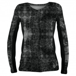 Image from Pelagic Solar Pro Hex UPF 50+ Long-Sleeve Performance Top (Women's)