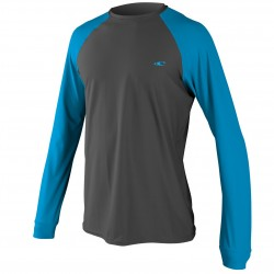 Image from O'Neill 24/7 Tech Crew +30 UPF Long Sleeved Sunshirt (Men's)