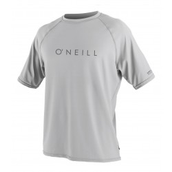 Image from oneill men's short sleeve rash guard lunar