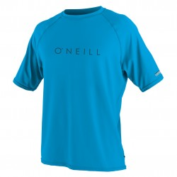 Image from O'Neill 24/7 Tech Crew +30 UPF Short Sleeved Sunshirt (Men's)