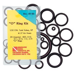 Image from Replacement O Ring Kit