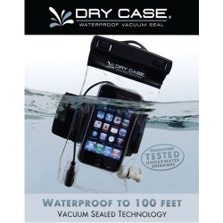 Image from DryCASE Waterproof Bag for Portable Electronic Devices