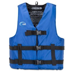 Image from MTI Adult Livery Life Jacket