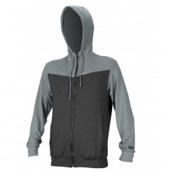 Image from O'Neill Hybrid +50 UPF Zip Hoodie (Men's)