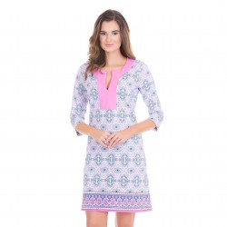 Image from Cabana Life +50 UPF Tunic Dress
