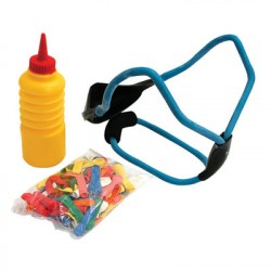 Image from Slingking 1 Person Waterballoon Launcher
