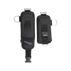 Image from SCUPAPRO Integrated Weight Pouch System for X-TEK Harness or Litehawk BC