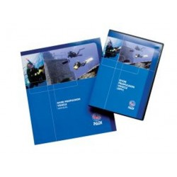 Image from PADI DPV Crew Pack with DVD