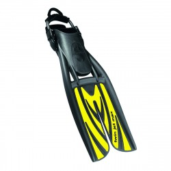 Image from ScubaPro Twin Jet Max Diving Splitfins with Spring Straps