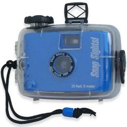 Image from Reusable 35mm Waterproof Splash Underwater Camera