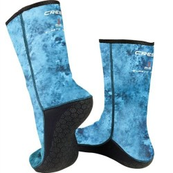 Image from Cressi Blue Hunter Socks