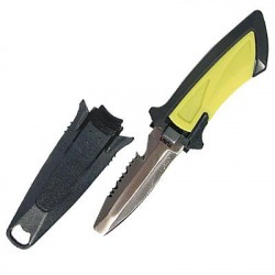 Image from Tusa Mini FK11 Blunt Tip Scuba Dive Knife