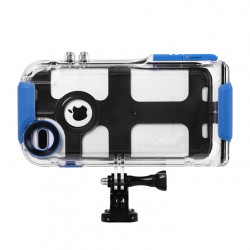 Image from ProShot Touch Waterproof Case for iPhone 6, 6 Plus, 7 Plus and 8 Plus W/ Floating Grip
