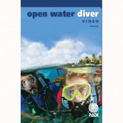 Image from PADI OW DIVER DVD