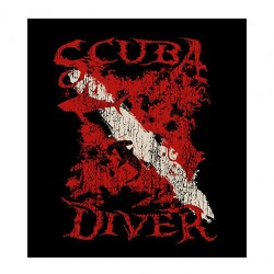 Image from Amphibious Outfitters Scuba Diver T-Shirt