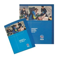 Image from PADI EMERGENCY O2 PROVIDER PACKAGE (English)