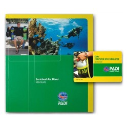 Image from PADI Enriched Air Diver Manual with DC SIM (Spanish)