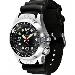Image from Freestyle Hammerhead Analog Dive Watch - Black