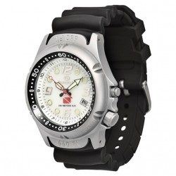 Image from Freestyle Hammerhead Analog Dive Watch - White