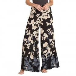 Image from Billabong Float On Dreamer Wide-Leg Palazzo Pants (Women's)