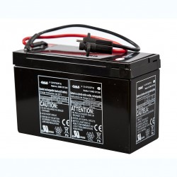 Image from Yamaha Explorer and Seal Recreational Series Seascooter Replacement Battery