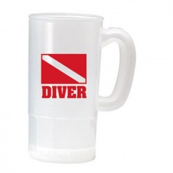 Image from Frosted Plastic Dive Mug