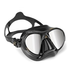 Image from Cressi Nano Black Mirrored Mask
