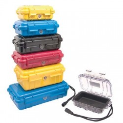 Image from Pelican Model 1060 Mini Dry Case