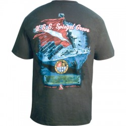 Image from Amphibious Outfitters Spiegel Grove T-Shirt