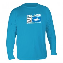 Image from Pelagic AquaTek Sunshirt - Kids