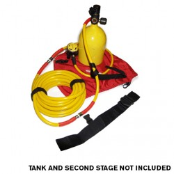 Image from Air Line TR100 (Tank to Regulator) Hose Packag