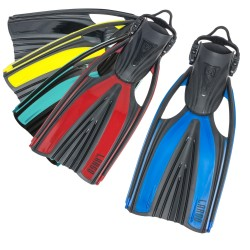 Image from EVO Largo Open Heel Fin