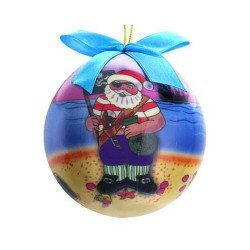 Image from Santa Pirate Ornament