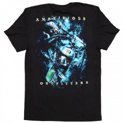 Image from Amphibious Outfitters Octo Dive T-Shirt (Men's)