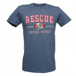 Image from Amphibious Outfitters Rescue Diver T-Shirt front