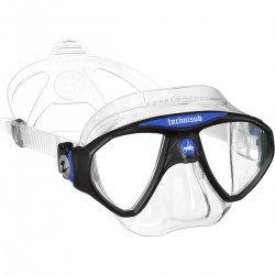 Image from Aqua Lung Micromask Scuba Mask Blue