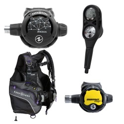 Image from Aqua Lung Pearl BCD Youth SCUBA Package