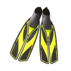 Image from ATOMIC FULL FOOT SPLIT FIN yellow