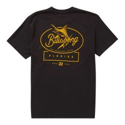 Image from Billabong Black Fin Short-Sleeve T-shirt (Men's)