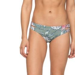 Image from Roxy Little Bandits Cut-Out Bikini Bottoms (Women's)