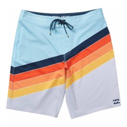 "Image from Billabong North Point X Striped 20"" Performance Boardshorts (Men's)"