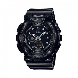 Image from G-Shock Baby-G 125 Series Women's Dive Watch - Black
