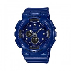 Image from G-Shock Baby-G 125 Series Women's Dive Watch - Navy