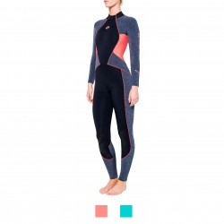 Image from Bare Women's 3mm Evoke Full Wetsuit